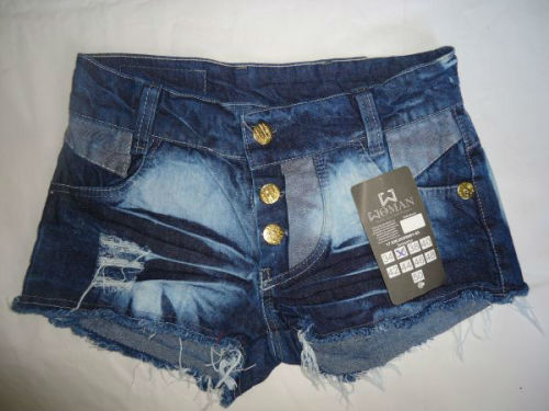short jeans esport atacado barato