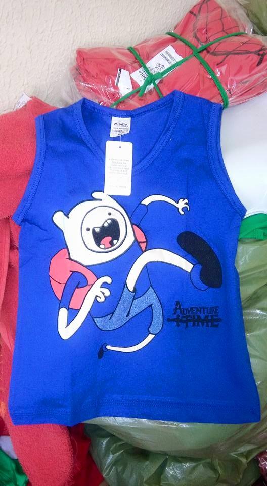 Camiseta Infantil Atacado