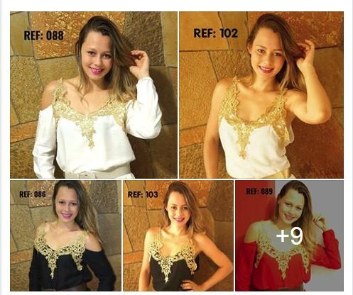 MACAQUINHOS Atacado Moda Feminina