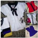 Blusas de Viscose com Laço Vitoriana R$18