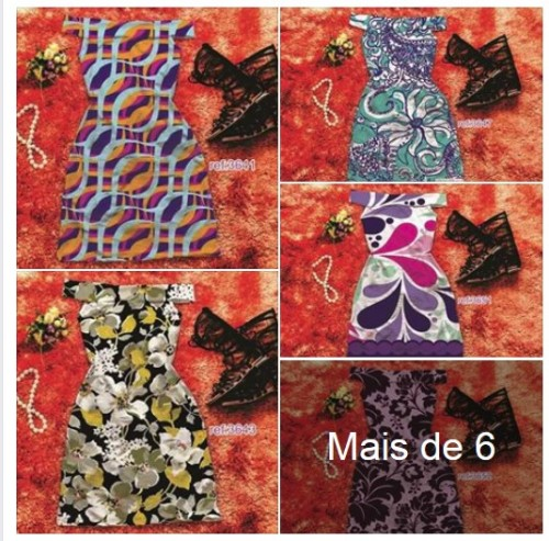 Vestido Moda Blogueira Atacado R$29,90