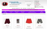 l4 comercial atacado de confecções