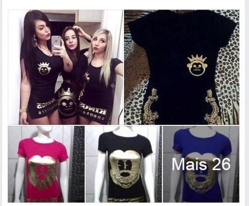 Conjunto Calça Ribana R$22 e Vestidos da Moda R$18,00