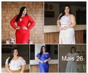 Vestidos Plus Size Atacado Diversos Looks