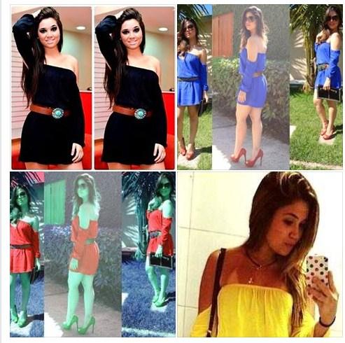 Vestido Ciganinha R$15 Atacado Moda Feminina