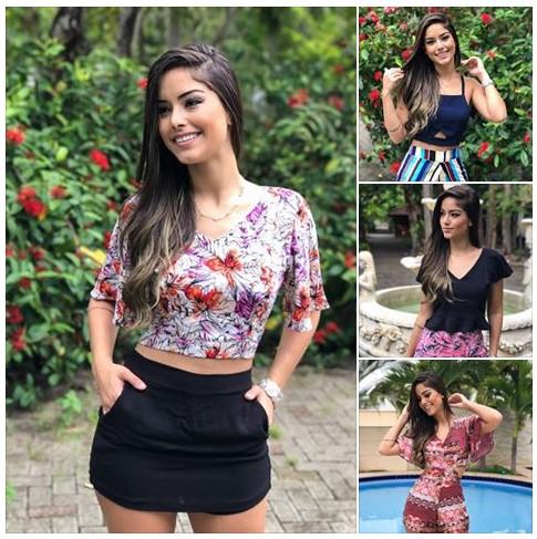 Conjuntos Menina Lis Moda Feminina Fortaleza
