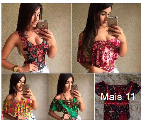 Body Feminino Atacado R$15 Loja LoveMiss