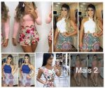 Conjuntos Flor de Menina Atacado Roupa Online R$20