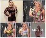 Looks Vestidos Via Rosa Moda Feminina R$35