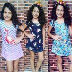 Vestido Infantil Feminino R$10 Atacado - Moda Fortaleza