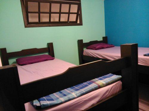 redblue hostel higienópolis sp