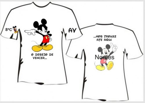 10 Camisetas de Formatura Criativas 2